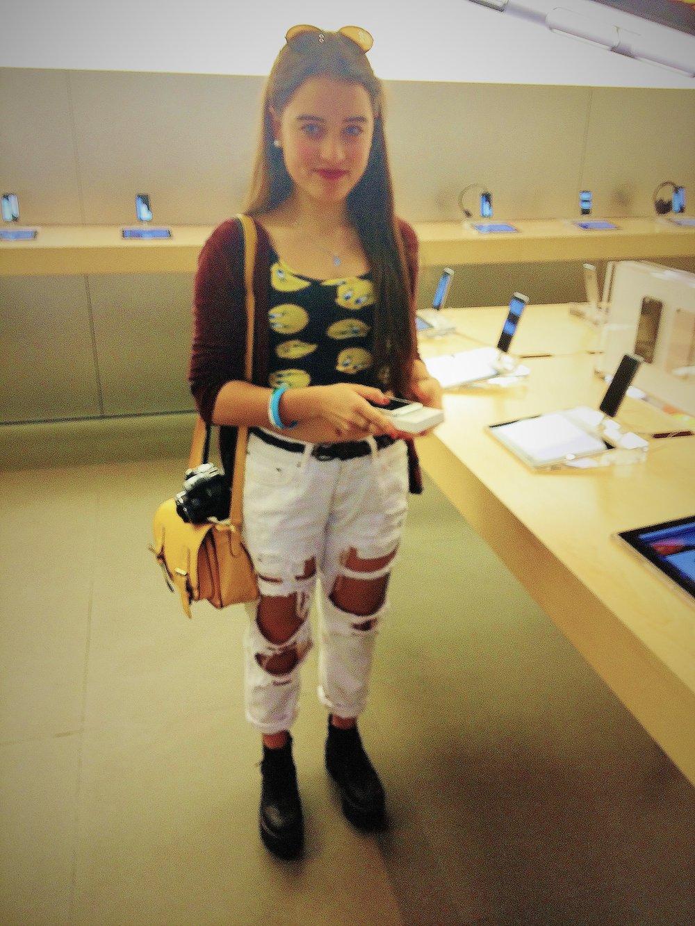 Apple on Fifth