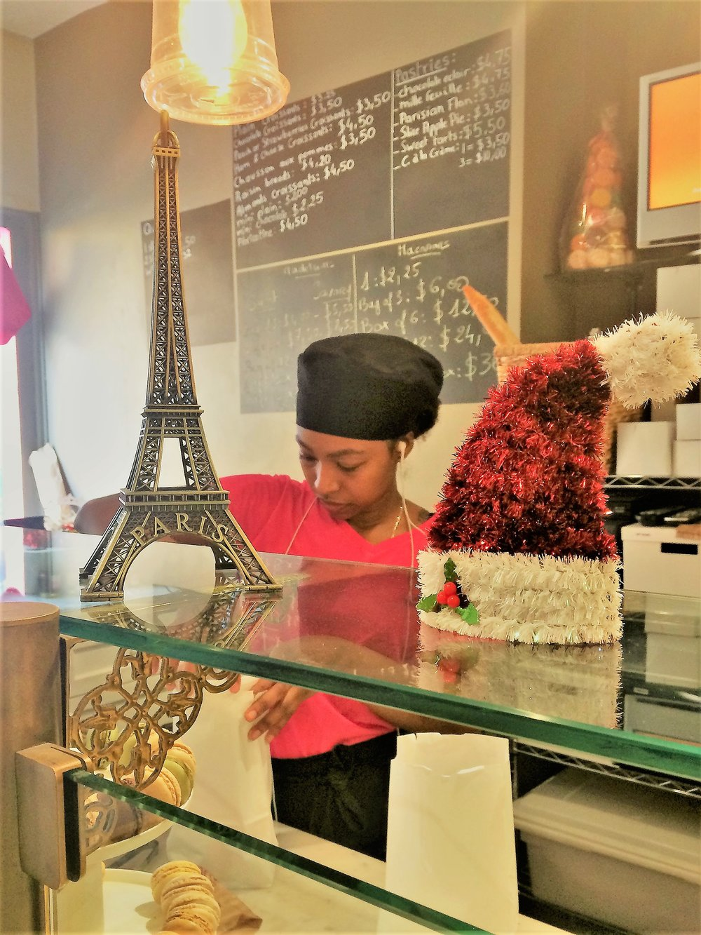 Miss Madeleine: A neighborhood French bakery at 400 East 82nd Street