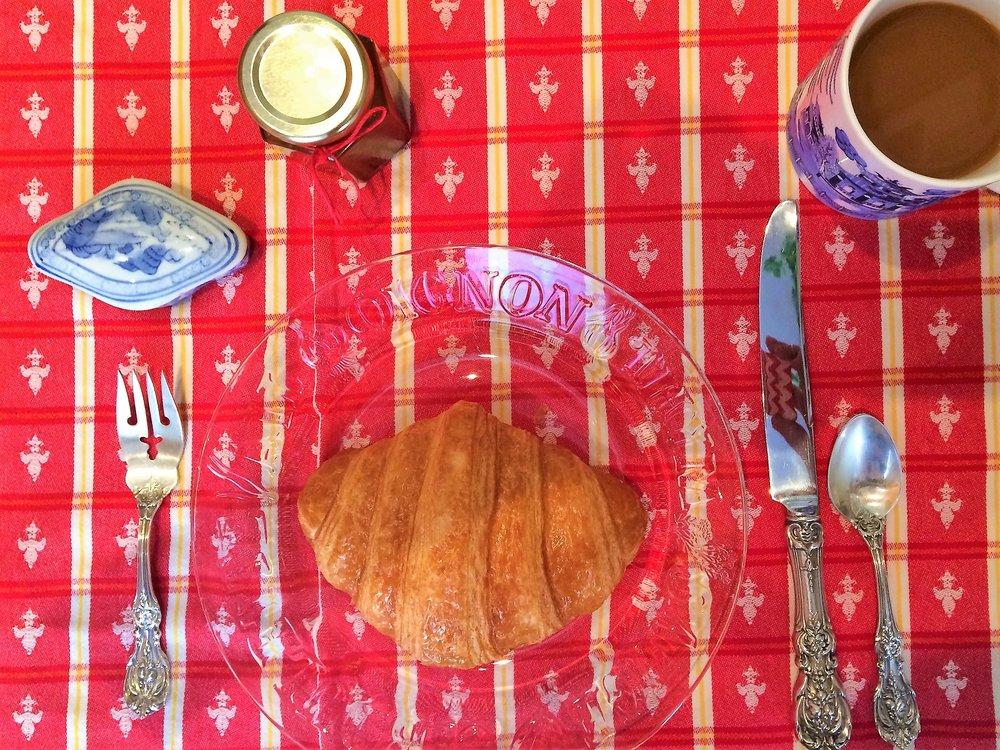 Le petit déjeuner parfait