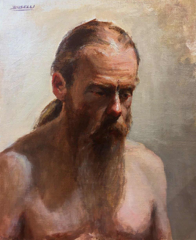 Buselli_Ellen_Man+with+Beard_oil+on+linen_+12+x+10_+%24800.jpg