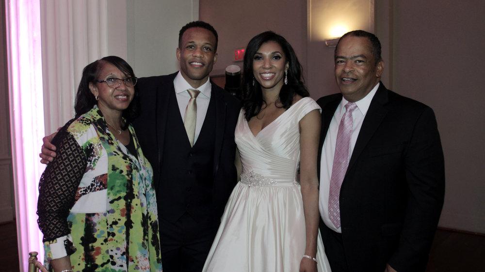 MELTON WEDDING - ATL, GA