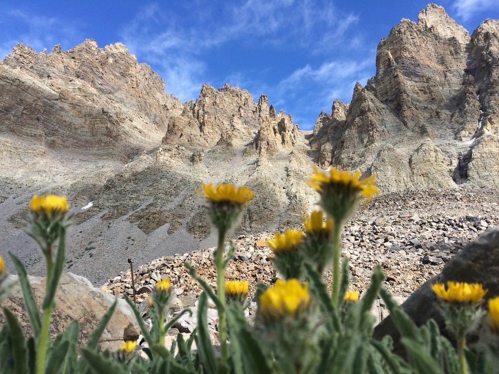 Mt. Wheeler in Great Basin National Park, Nevada