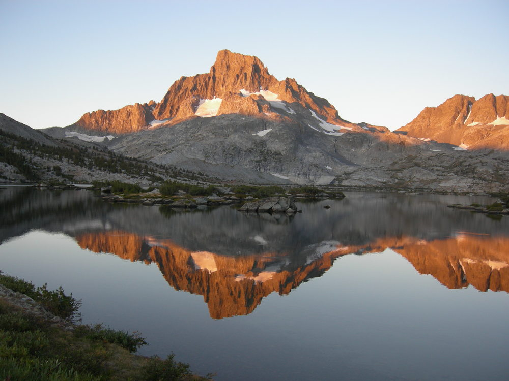 John Muir Trail | August 2007