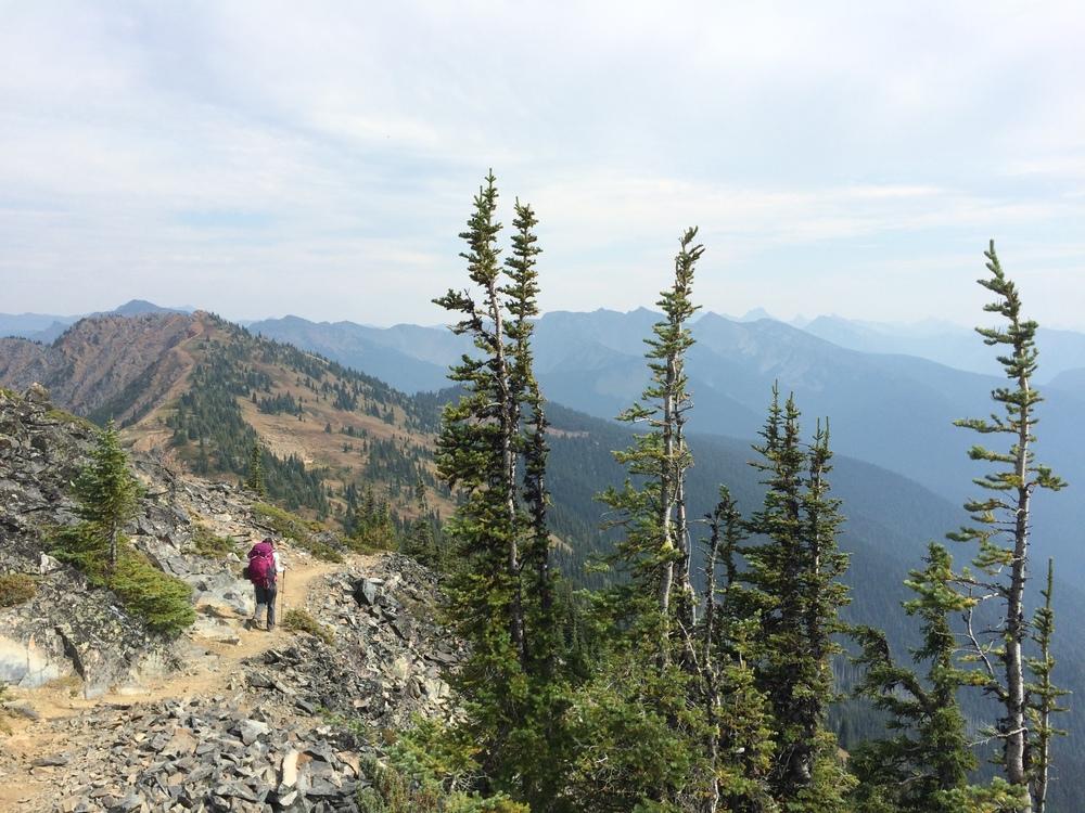 North Cascades (WA) | August 2015
