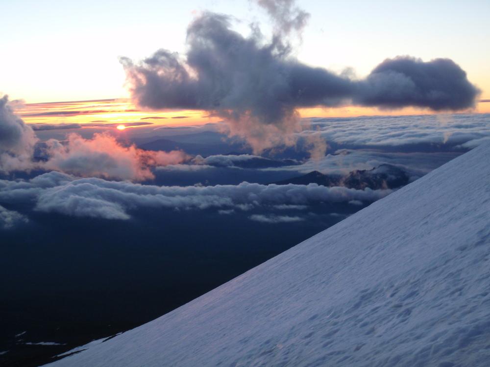 Mt. Shasta | North Side | July 2012