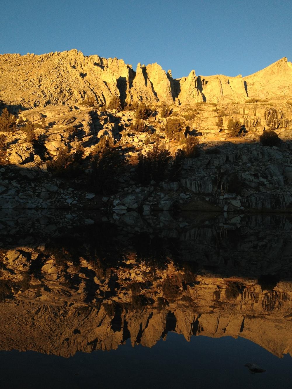 Taboose Pass | Gardiner Basin | Sept 2013
