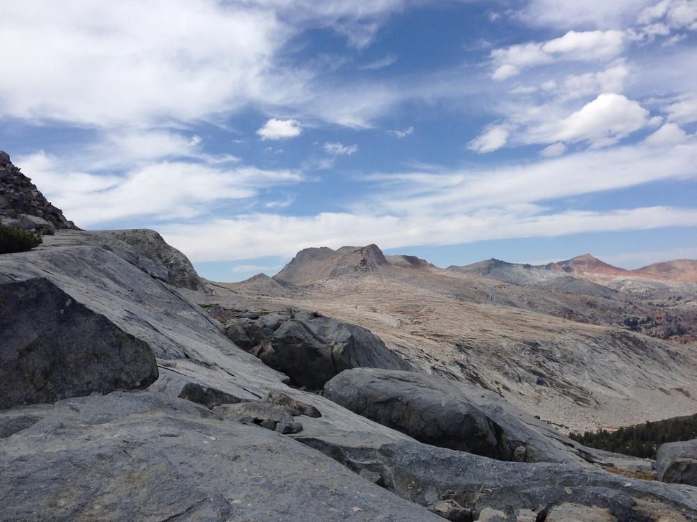 Yosemite N.P. | Clark Range | Sept 2014