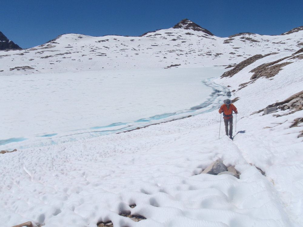 Piute Pass | Grand Meander | July 2011