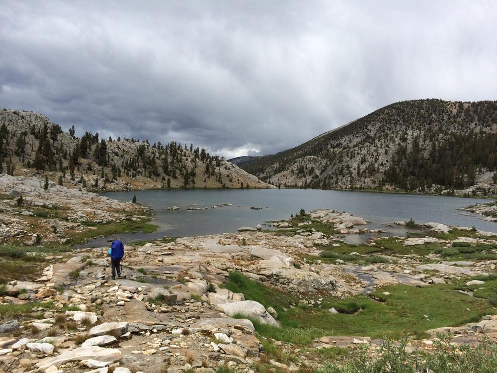 Upper Glacier Lake
