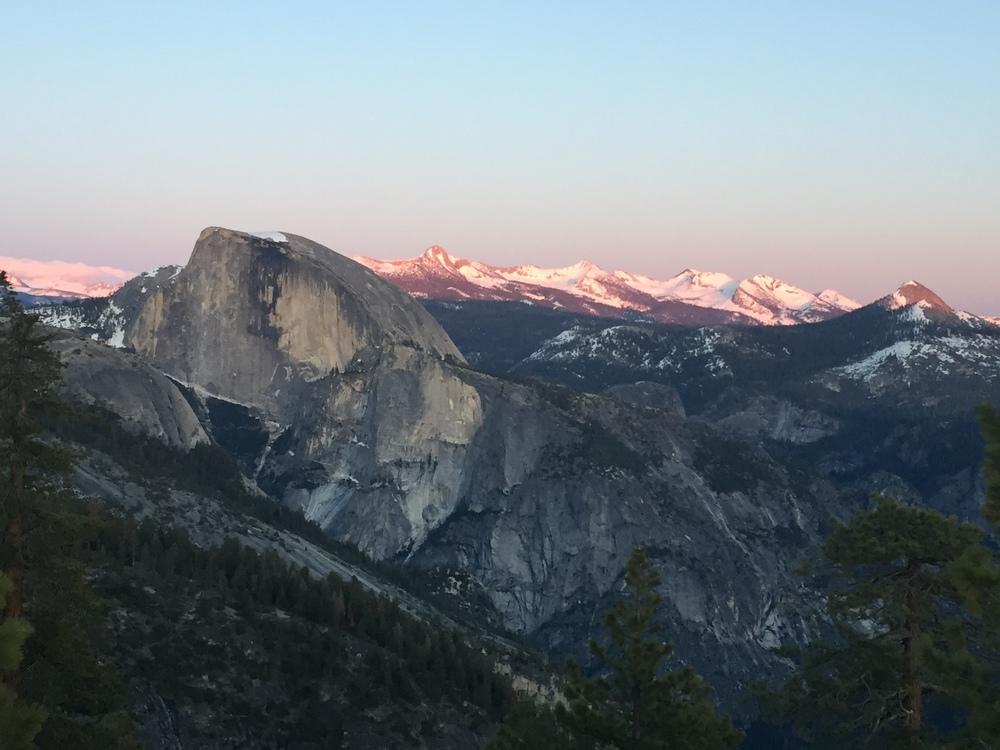 Yosemite | North Rim | April 2016