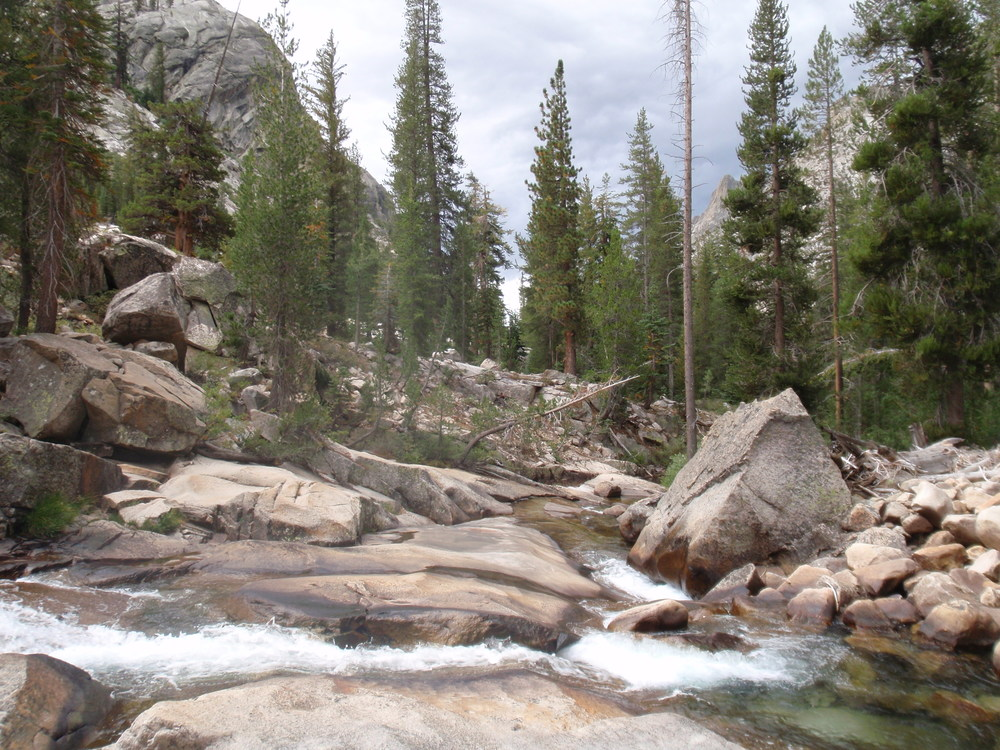 Middle Fork Kings River