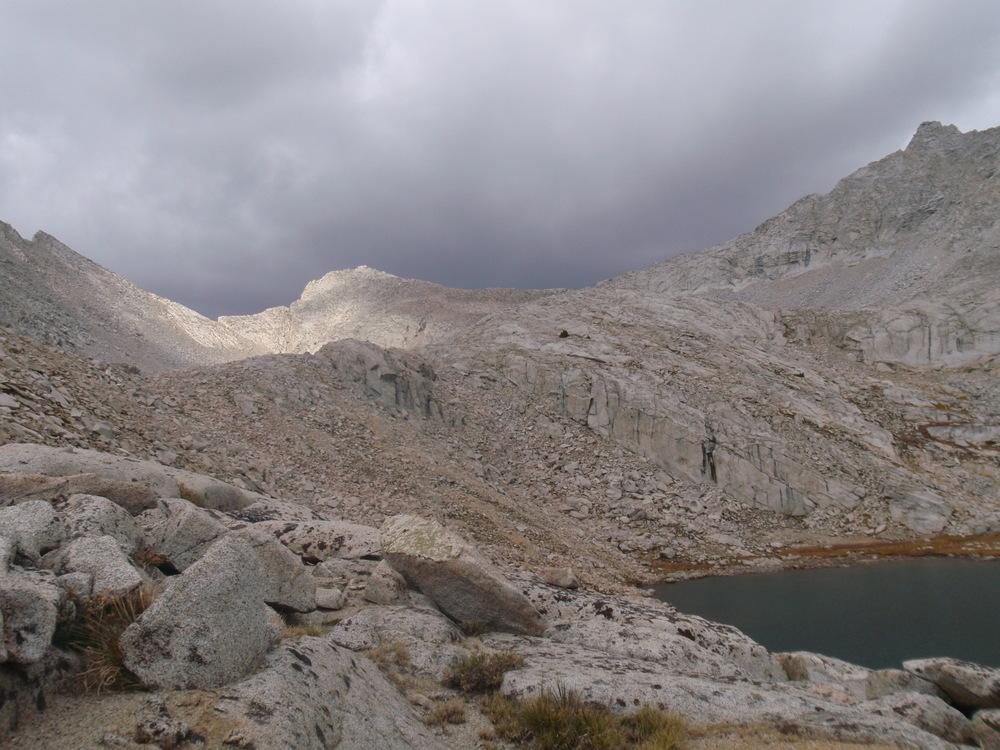 Frozen Lake Pass