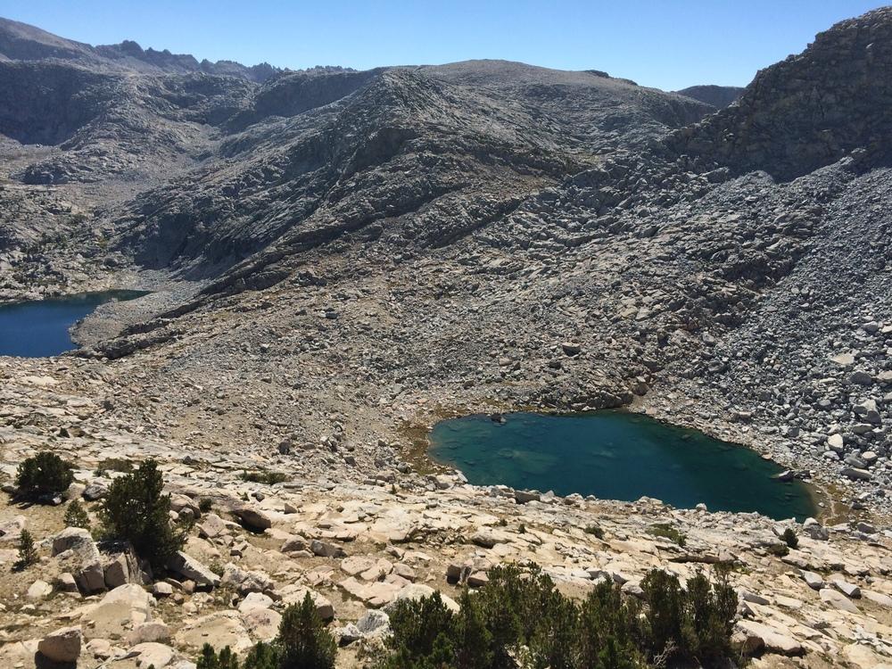 Sharp Note Lake
