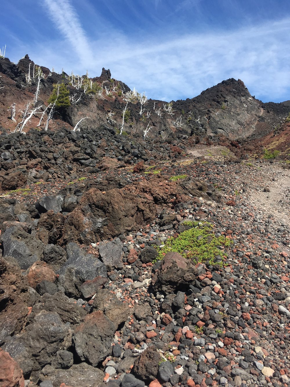 Lava, lava everywhere