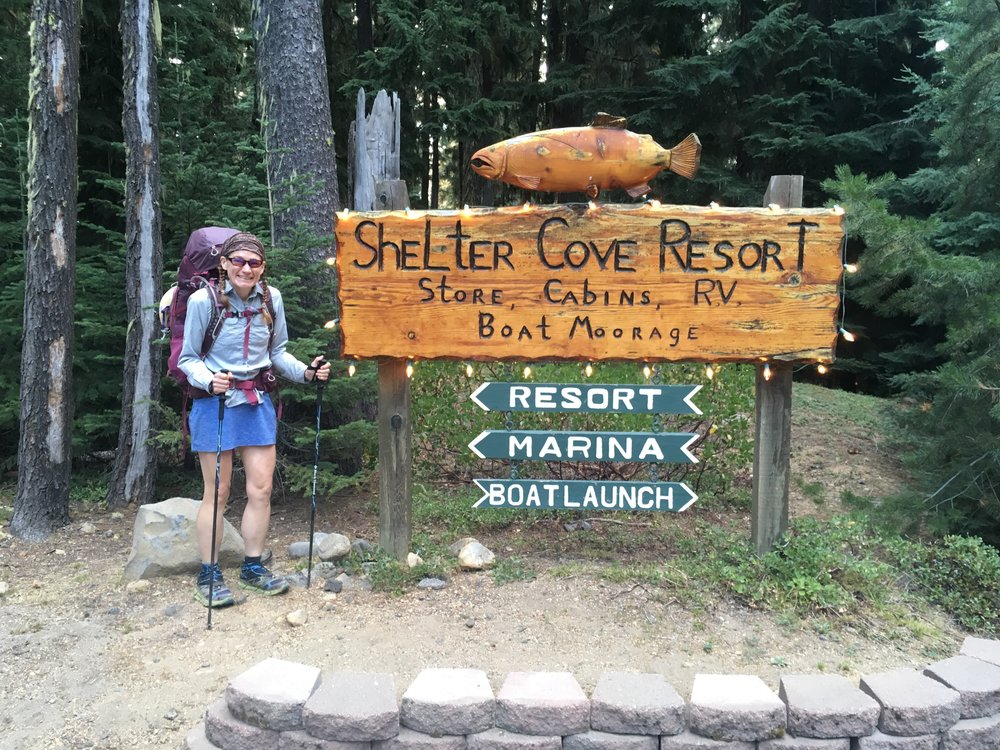 Shelter Cove thanks for the hospitality!