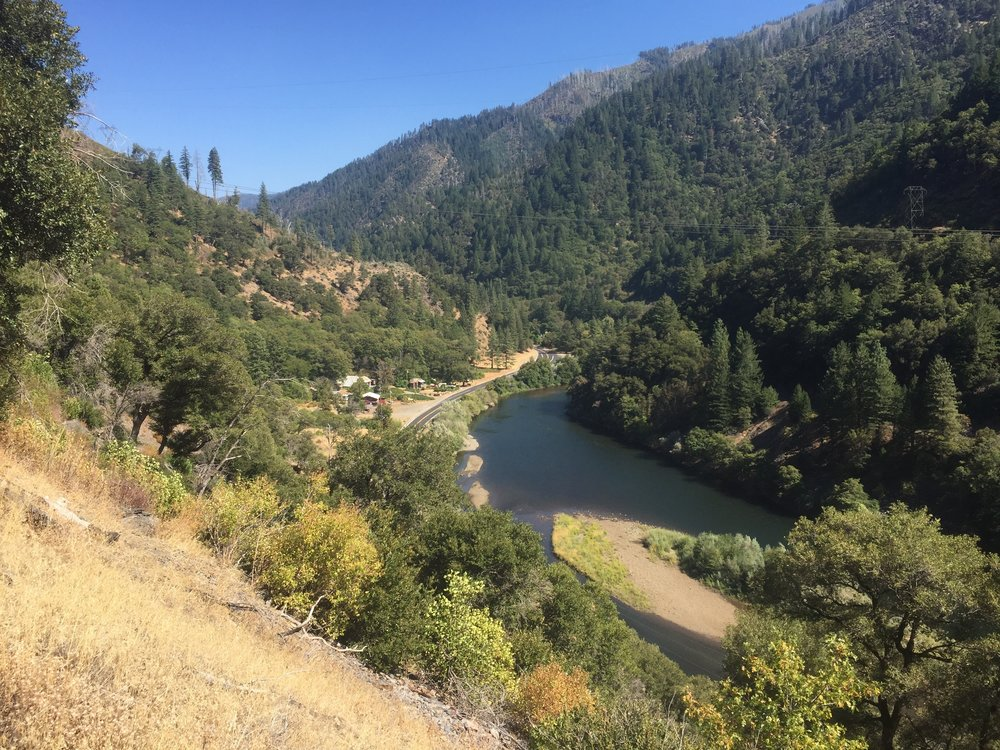 The North Fork of the Feather River