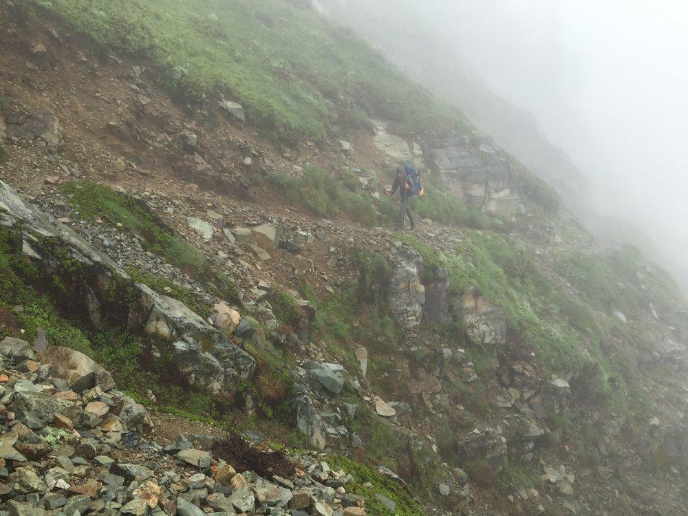 Chickamin Ridge