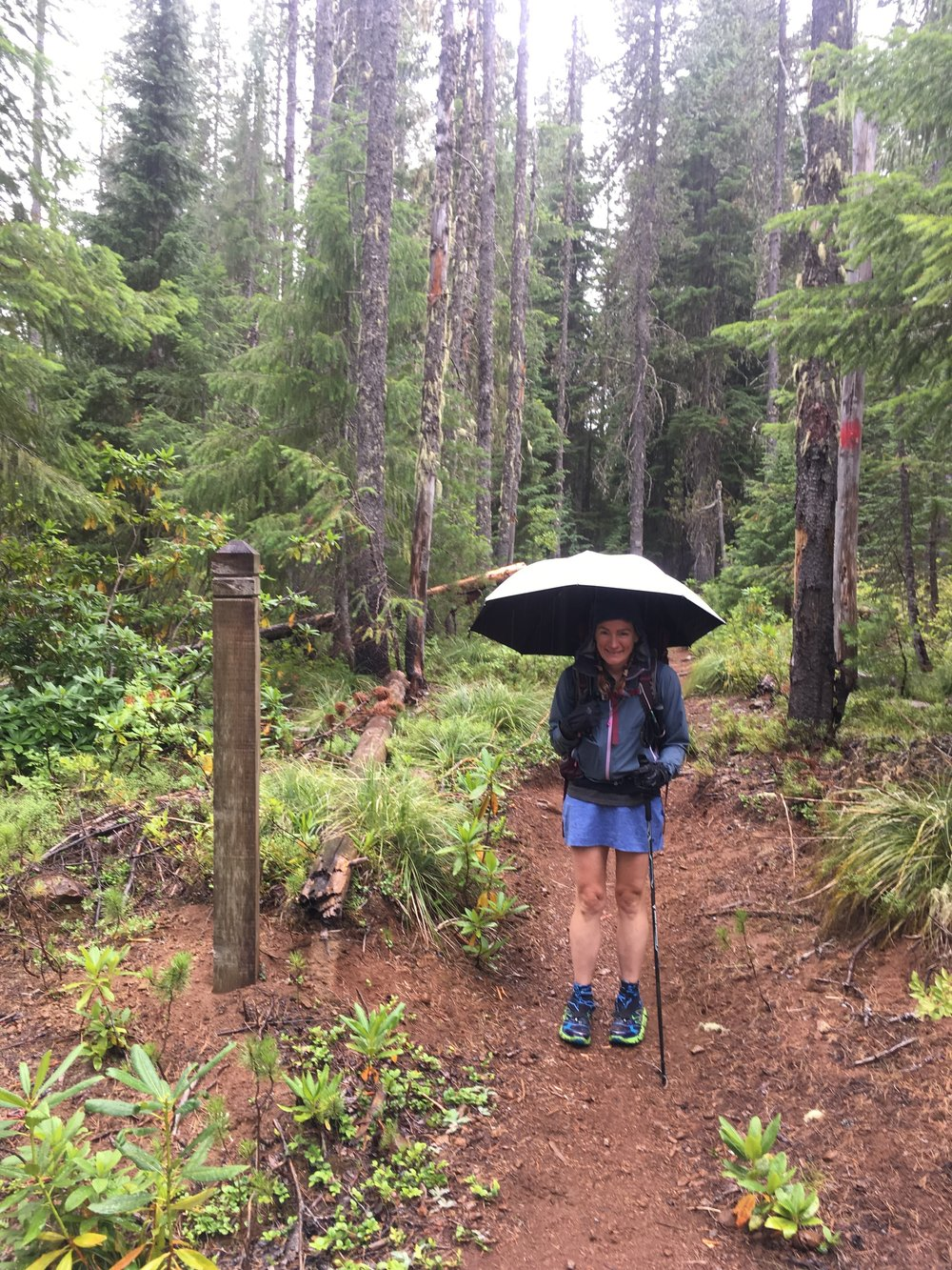 PCT Day 33- C Silver Shadow for Oregon Rain.JPG