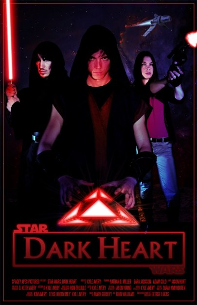 STAR WARS: THE DARK HEART
