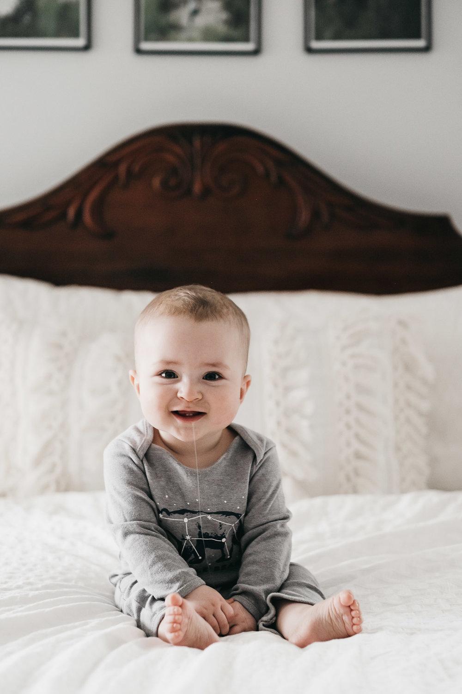 Duncan 8 Months Old