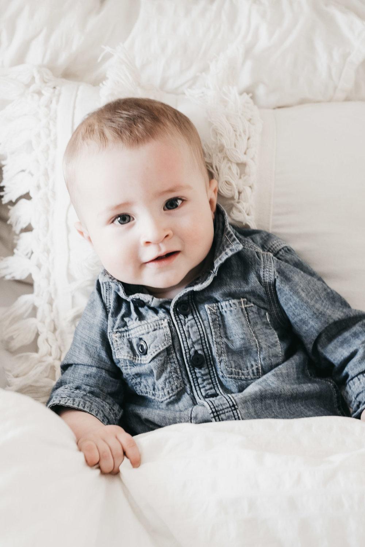 Duncan 9 Months Old