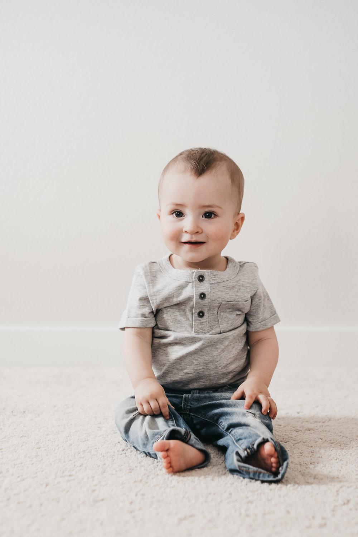 Duncan 12 Months Old