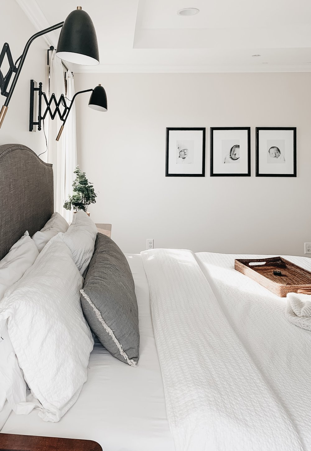 Neutral Masters Bedroom