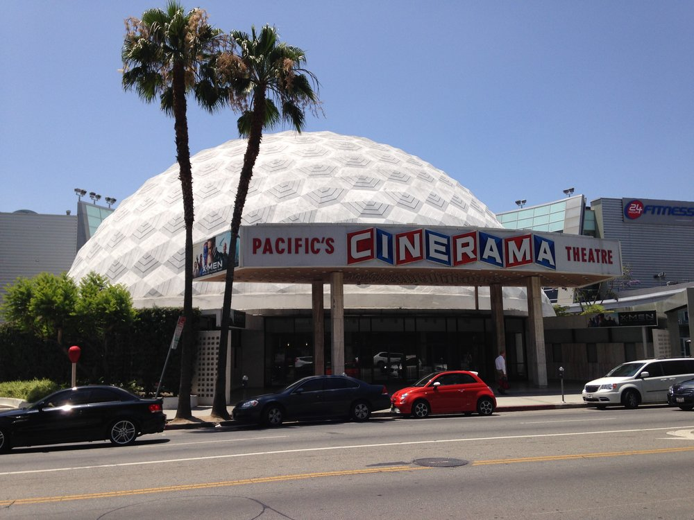 Cinerama Los Angeles