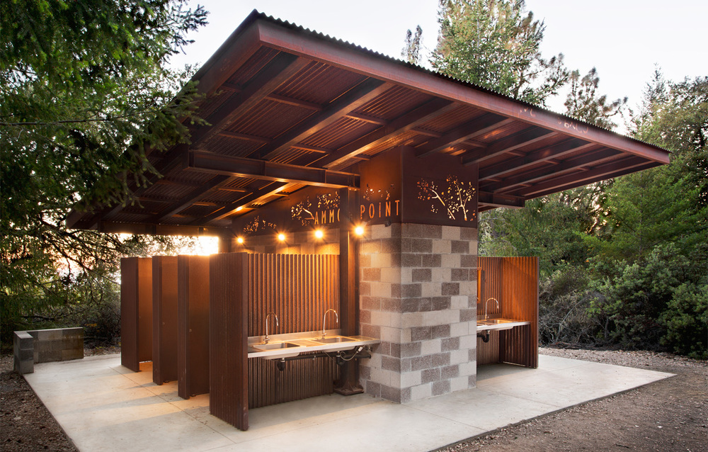 Lehi Bathrooms Overview - Santa Cruz, CA