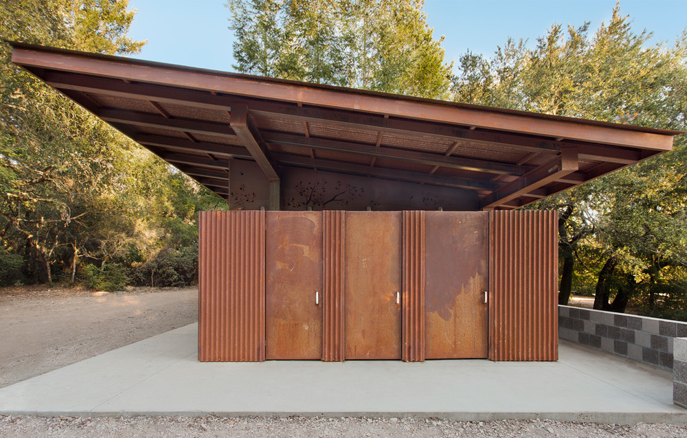 Lehi Bathrooms Rustic Doors
