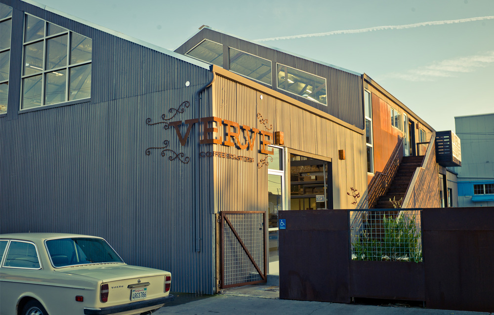 Verve Headquarters Roastery