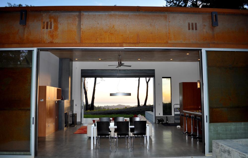 Fern Flat Residence - Aptos, CA - Interior
