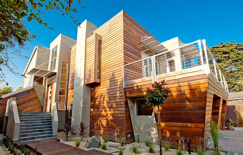Moana Residence Exterior - Modern Architecture