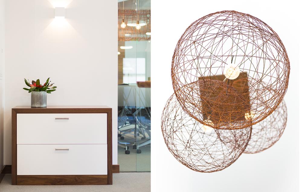 Fuse Architecture Sculptural Lighting Design