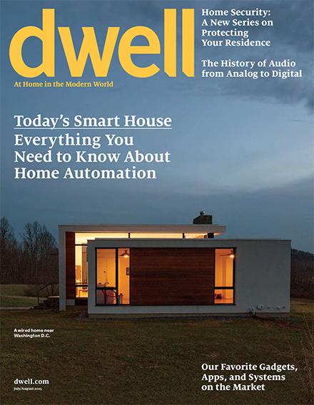 Fuse Architecture Press - Dwell Magazine Smart House
