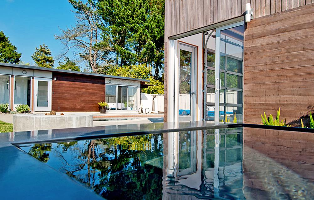 Pinehurst Residence - Aptos, CA - Exterior - Pool