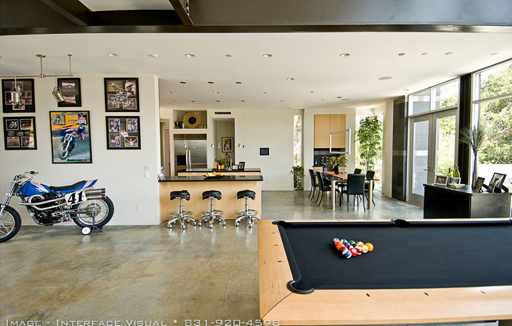 41 House - Los Gatos, CA - Interior