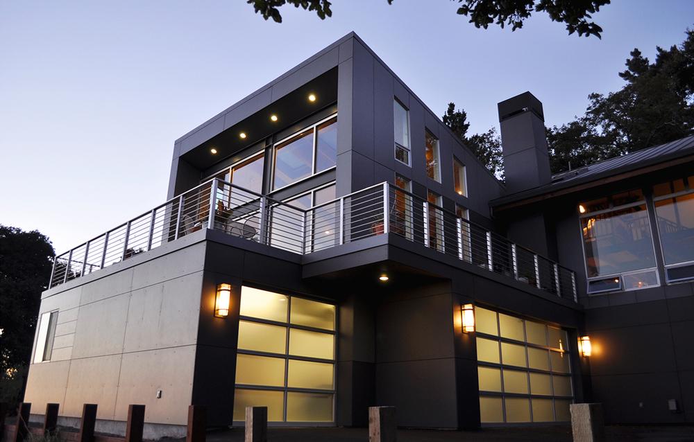Favre Ridge Residence - Los Gatos, CA - Exterior