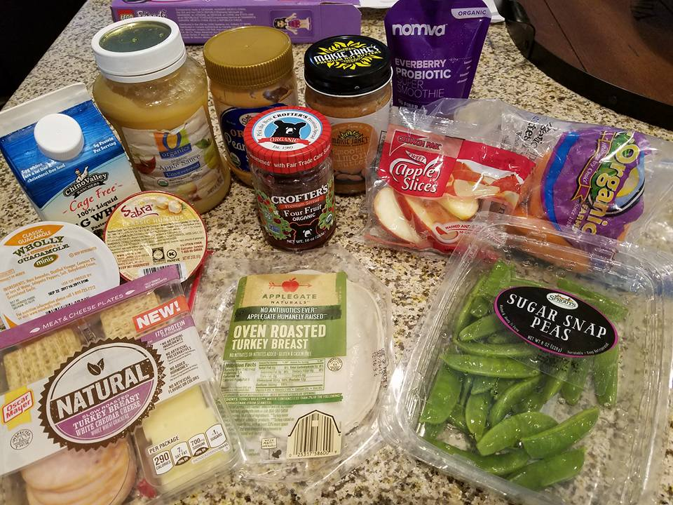 TRAVEL-FRIENDLY FOODS THAT NEED TO BE ON ICE/REFRIGERATED