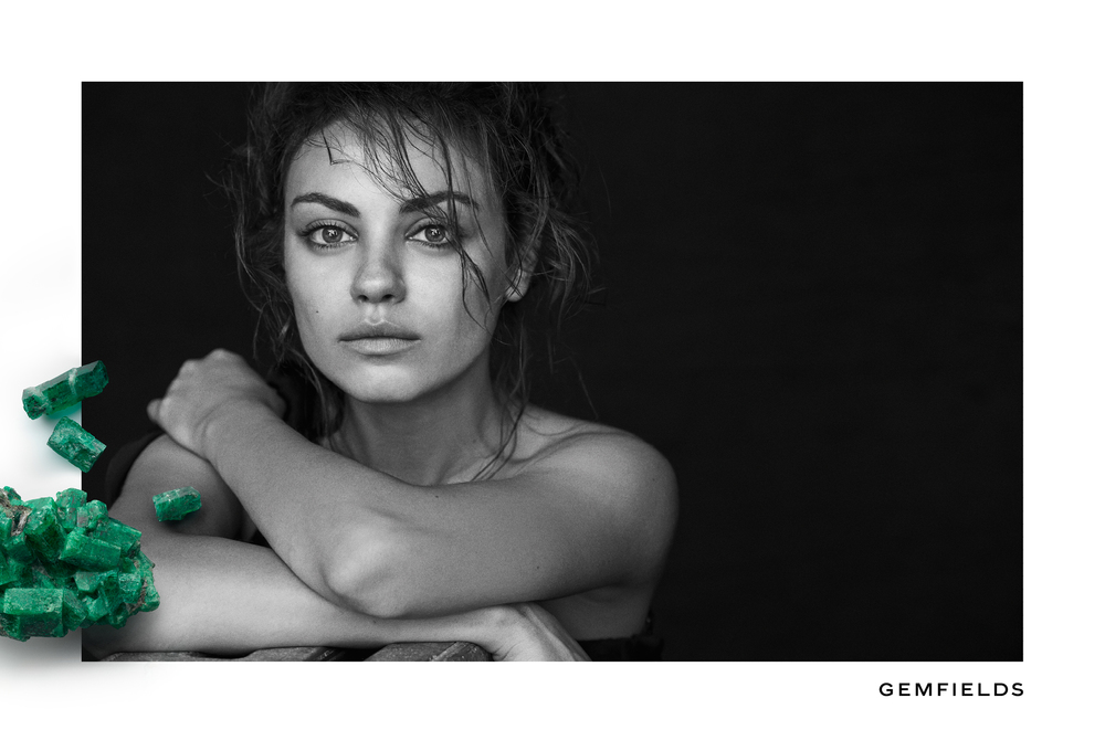 Gemfields 2014 by Peter Lindbergh