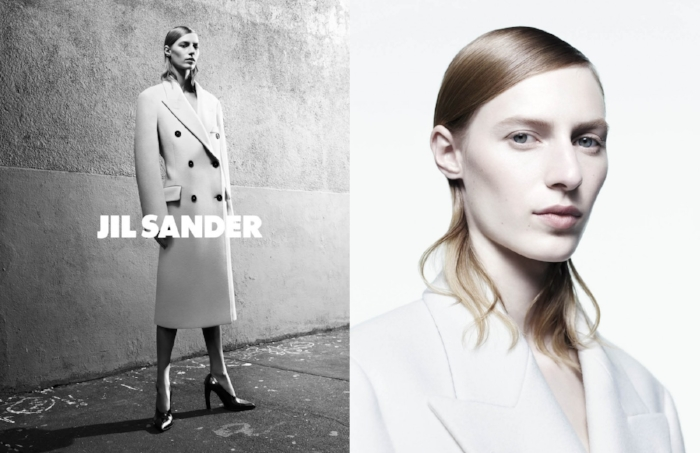 Jil Sander AW16 by Willy Vanderperre