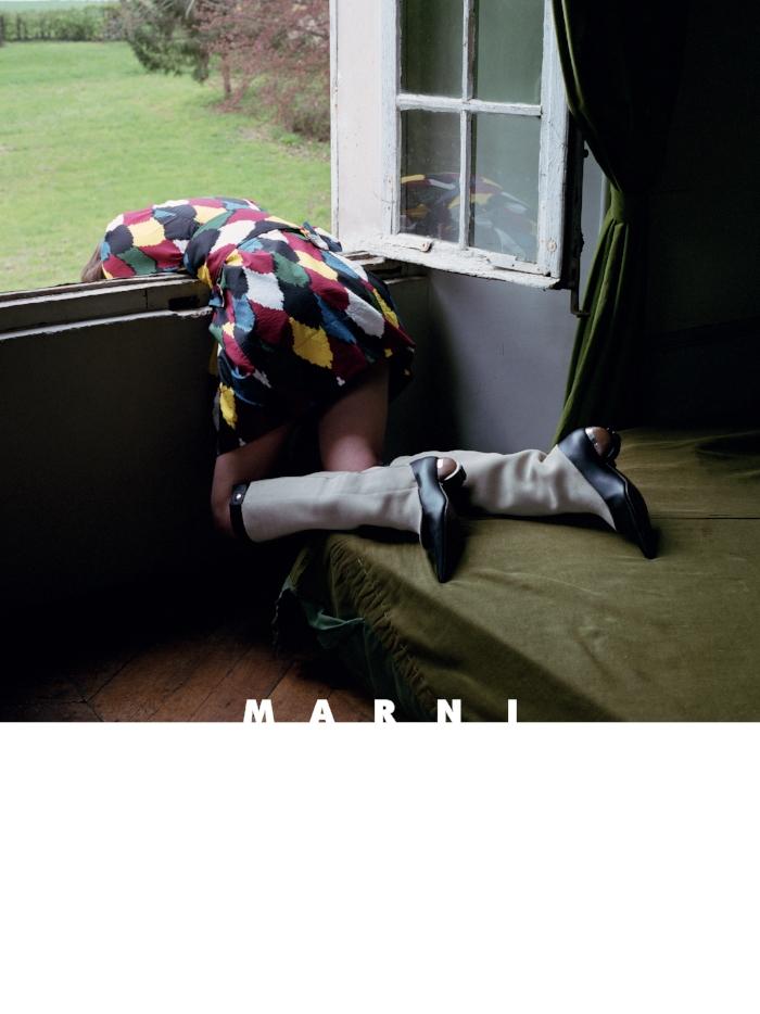 Marni AW16 by Hellen van Meene
