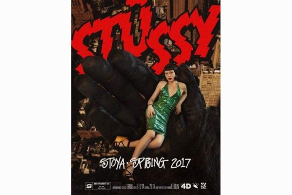 Stussy SS2017 by Tyrone Lebon