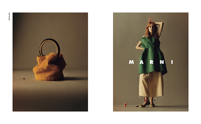 Marni SS18 by Jamie Hawkesworth
