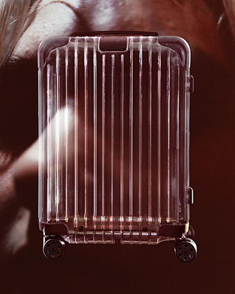 Rimowa x Off White by Frank Lebon