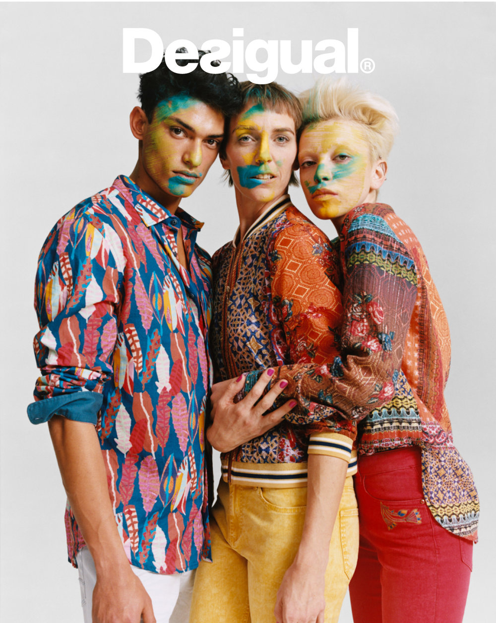 Desigual SS19 'Colour Is You'