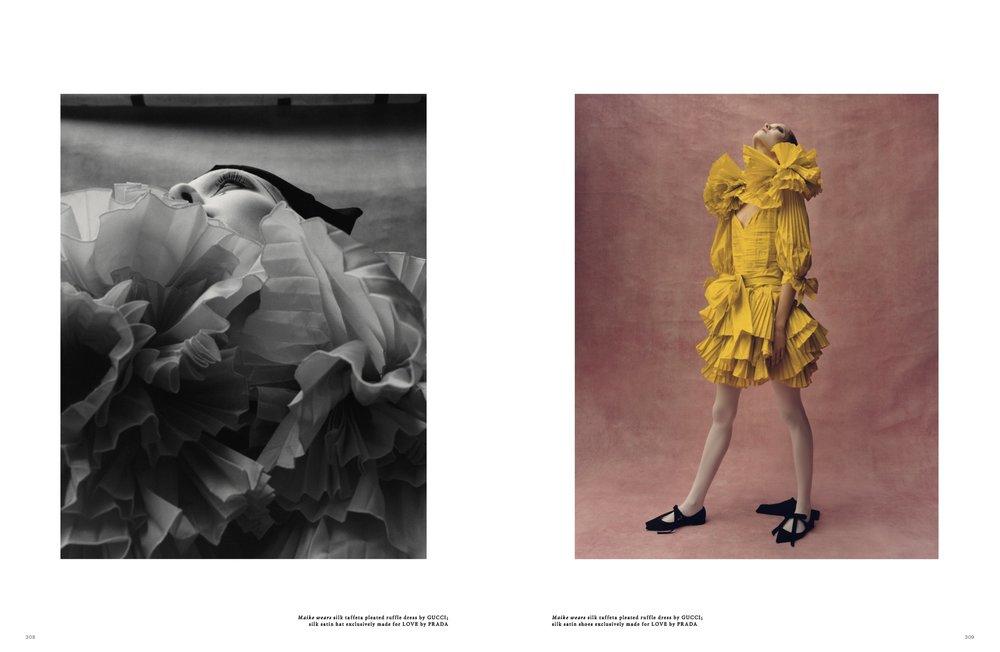 Love Magazine x Jamie Hawkesworth