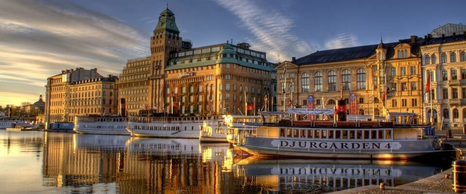 Sveavägen 9, Stockholm, Sweden