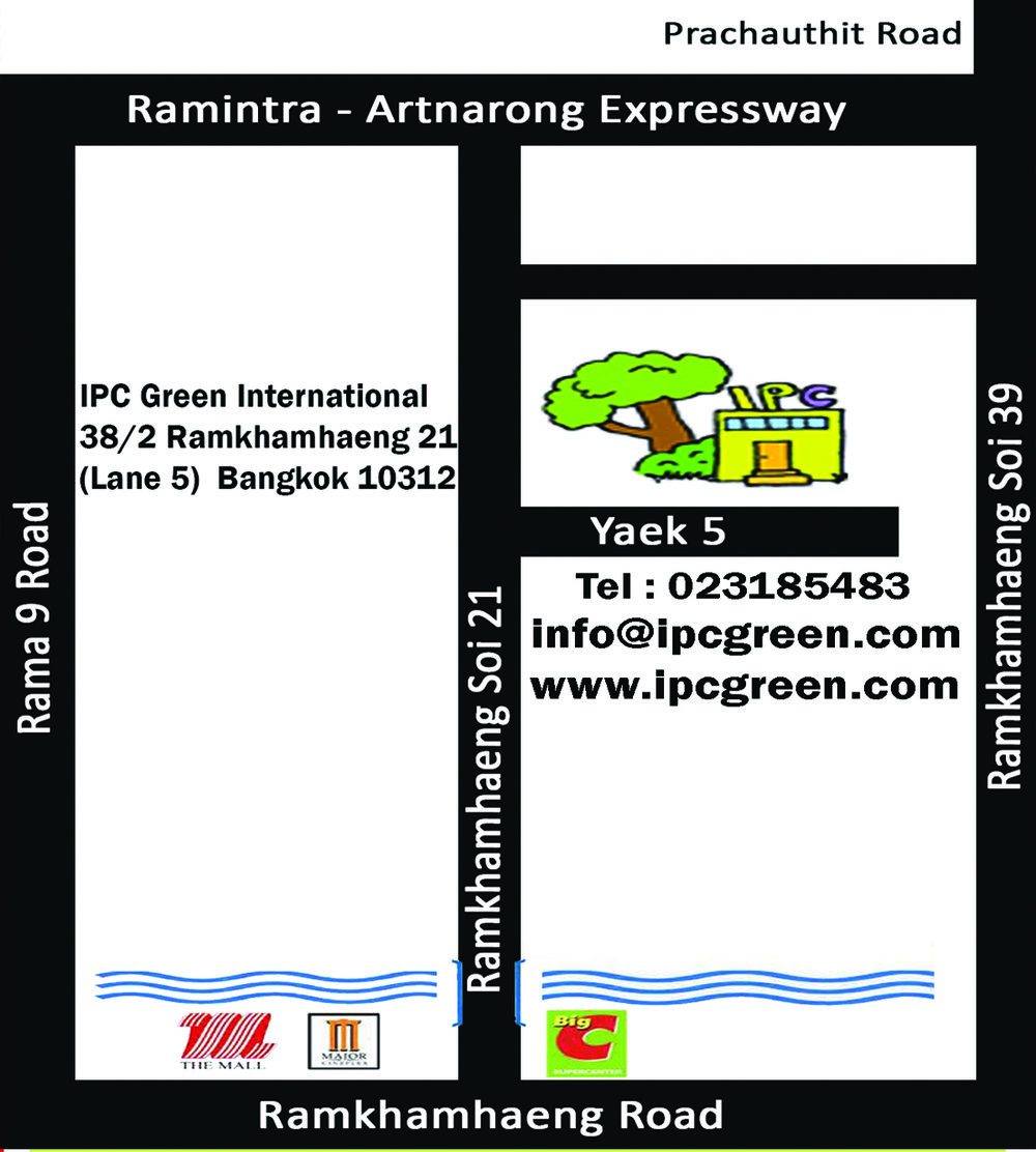IPC_Green_Ramkhamhaeng_21_Map