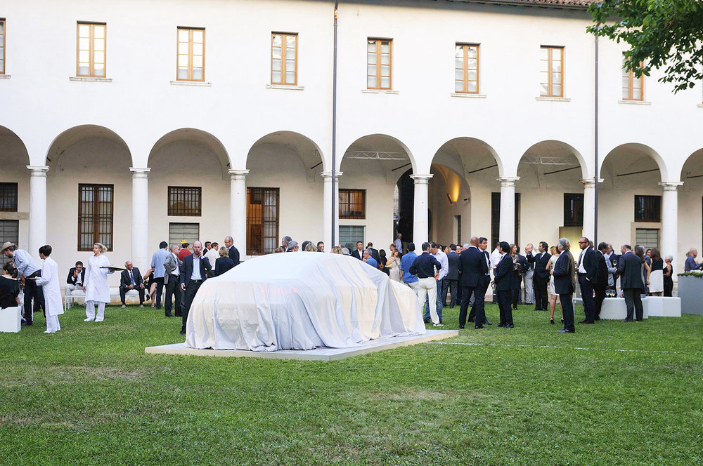 Metaillusion VI by BMW ITALIA